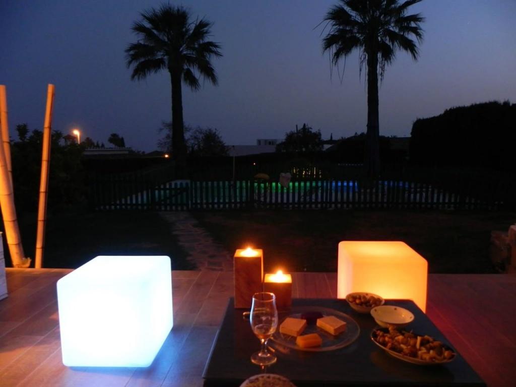 ausgefallene dekorationsideen f r die terrasse. Black Bedroom Furniture Sets. Home Design Ideas